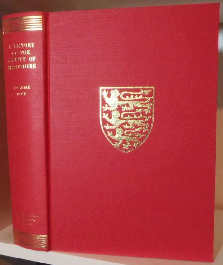 A History of Hampshire and the Isle of Wight (Victoria County History). Volume V / Five - Page, William (editor)