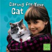 Caring for Your Cat - Shores, Erika L.