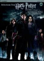 """Selections from """"Harry Potter and the Goblet of Fire: Clarinet"""