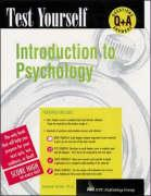 Test Yourself: Introduction to Psychology - Winter, Deborah