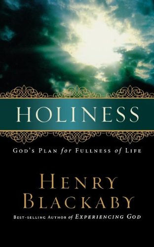 HOLINESS - HENRY BLACKABY
