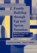 Family Building Through Egg and Sperm Donation: Medical, Legal and Ethical Issues