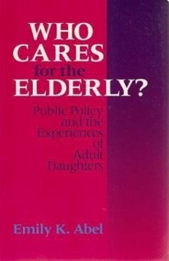 Who Cares for the Elderly? CL: Public Policy and the Experiences of Adult Daughters
