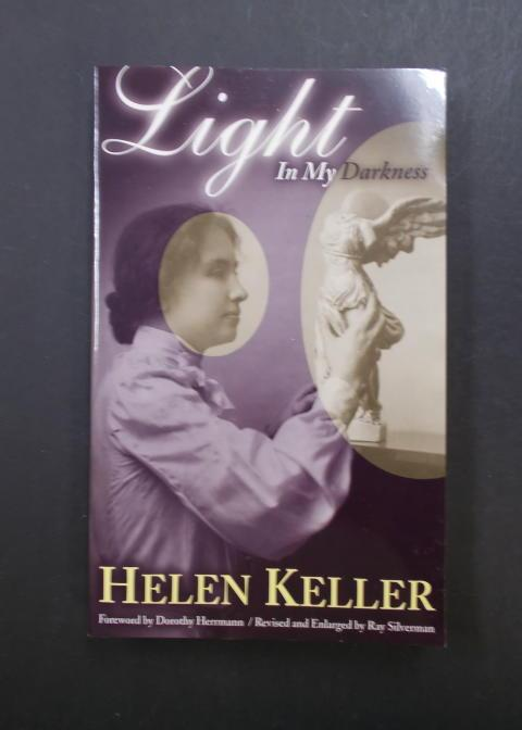 Light in my darknes - Keller, Helen