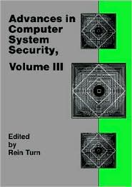 Advances in Computer System Security, Vol. 3