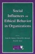 Social Influences Ethical Behavior