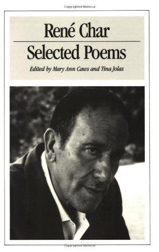 Selected Poems of René Char - Rene Char