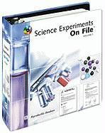 Science Experiments on File - Walker, Pam