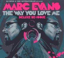 The Way You Love Me - Evans, Marc