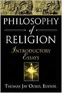 Philosophy of Religion: Introductory Essays
