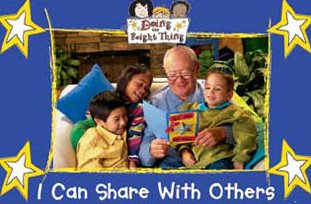 I Can Share With Others (Doing the Right Thing) - Jenette Donovan Guntly; Michael Jarrett