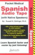 Pocket Med Spanish Audio Tape