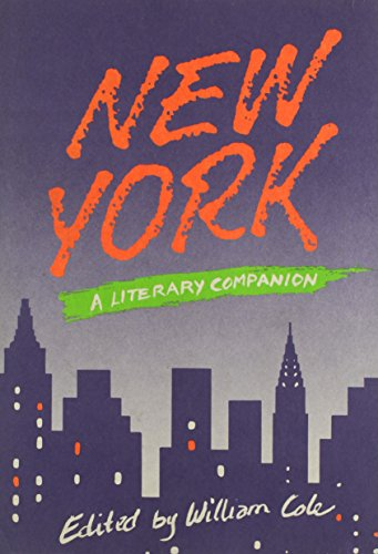 New York: A Literary Companion - William Cole