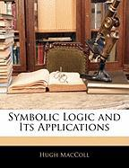Symbolic Logic and Its Applications