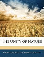 The Unity of Nature - Argyll, George Douglas Campbell
