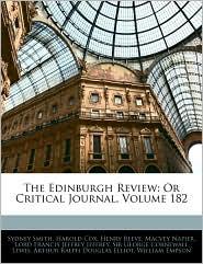 The Edinburgh Review: Or Critical Journal, Volume 182