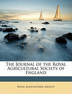 The Journal of the Royal Agricultural Society of England