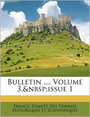 Bulletin ..., Volume 3, Issue 1