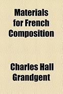 Materials for French Composition