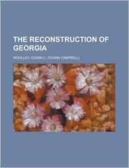 The Reconstruction of Georgia