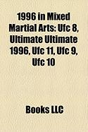 1996 in Mixed Martial Arts: Ufc 8