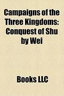 Campaigns of the Three Kingdoms: Conquest of Shu by Wei, Conquest of Wu by Jin, Campaign Against Dong Zhuo, Zhuge Liang's Northern Expeditions