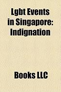 Lgbt Events in Singapore: Indignation