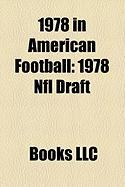 1978 in American Football: 1978 NFL Draft