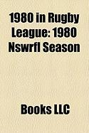 1980 in Rugby League: 1980 Nswrfl Season