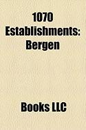 1070 Establishments: Bergen, St. Michael's Church, Southampton