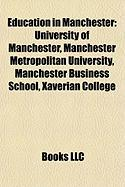 Education in Manchester: University of Manchester