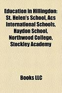 Education in Hillingdon: St. Helen's School