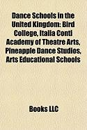 Dance Schools in the United Kingdom: Bird College