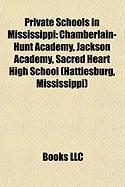 Private Schools in Mississippi: Chamberlain-Hunt Academy