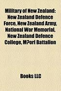 Military of New Zealand: New Zealand Army