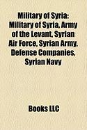 Military of Syria: Army of the Levant