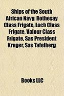 Ships of the South African Navy: Rothesay Class Frigate