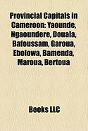 Provincial Capitals in Cameroon: Ngaoundere