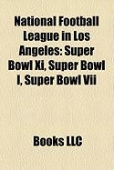National Football League in Los Angeles: History of the National Football League in Los Angeles