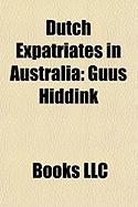 Dutch Expatriates in Australia: Guus Hiddink