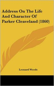Address on the Life and Character of Parker Cleaveland (1860)