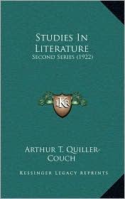 Studies in Literature: Second Series (1922)