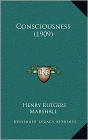 Consciousness (1909)