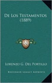 de Los Testamentos (1889)