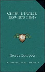 Ceneri E Faville, 1859-1870 (1891)