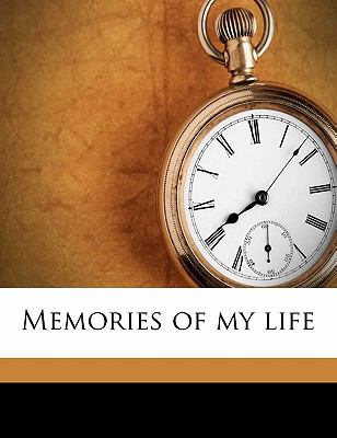 Memories of My Life - Francis Galton