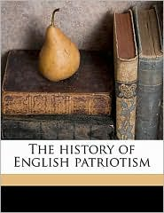 The History of English Patriotism