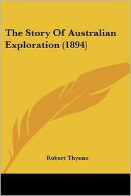 The Story of Australian Exploration (1894)