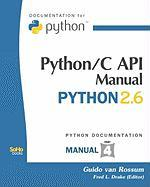 Python/C API Manual - PYTHON 2.6: (Python documentation MANUAL Part 4)