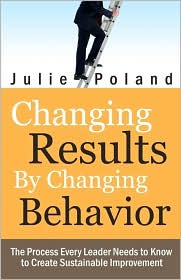 Changing Results by Changing Behavior